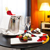 Plan your Valentine's Day at the hotel